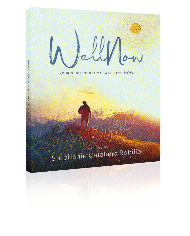 Well Now by Stephanie Catalano